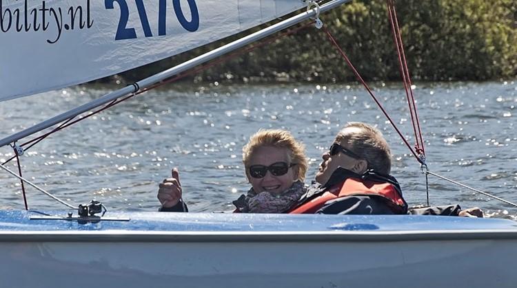 Zeildag Sailability Loosdrecht/Kortenhoef afbeelding nieuwsbericht