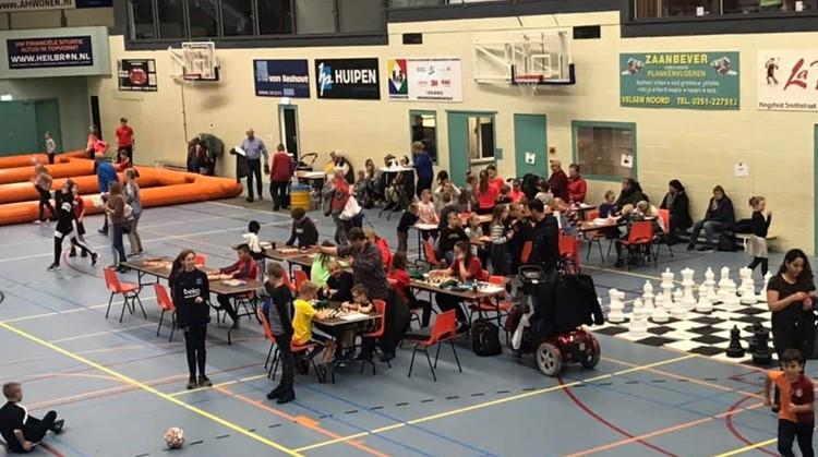 Sportinstuif middag bij Sporthal de Walvis in Beverwijk zeer geslaagd! afbeelding nieuwsbericht