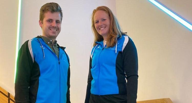 Uniek Sporten Lekstroom stelt zich voor: Ilse en Robin afbeelding nieuwsbericht