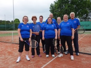 Clubkampioenschappen voor de senior leden van Tennis + De Haanenbergh afbeelding nieuwsbericht