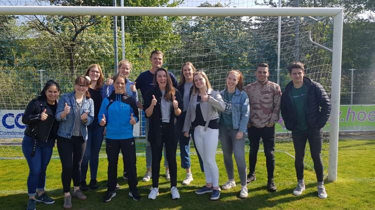 Start project gericht op aangepast sporten in de regio Maassluis, Vlaardingen en Schiedam afbeelding nieuwsbericht
