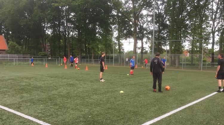 Zomerstop voor G-voetballers Loenermark afbeelding nieuwsbericht