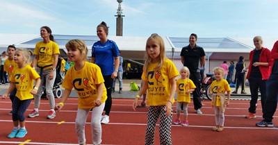 Dansclinic voor kinderen bij sportcentrum Reade in Amsterdam afbeelding agendaitem