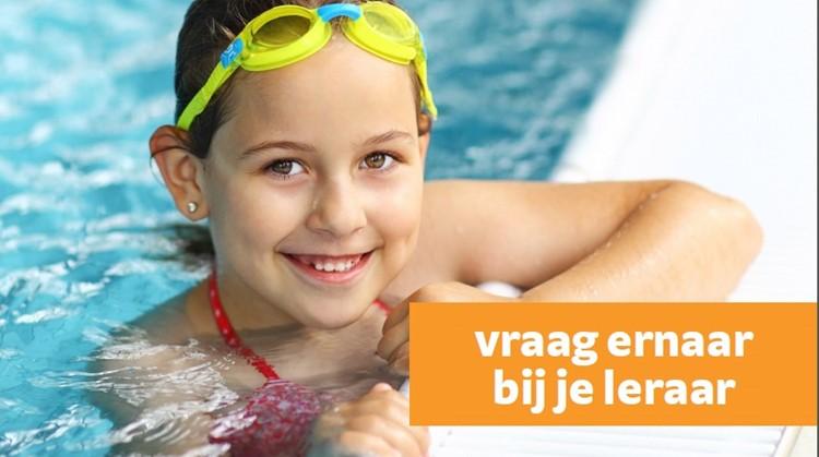Zwemsportdag speciaal onderwijs Arnhem afbeelding nieuwsbericht