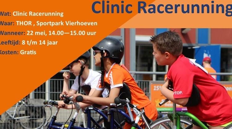 Clinic Racerunnen afbeelding nieuwsbericht