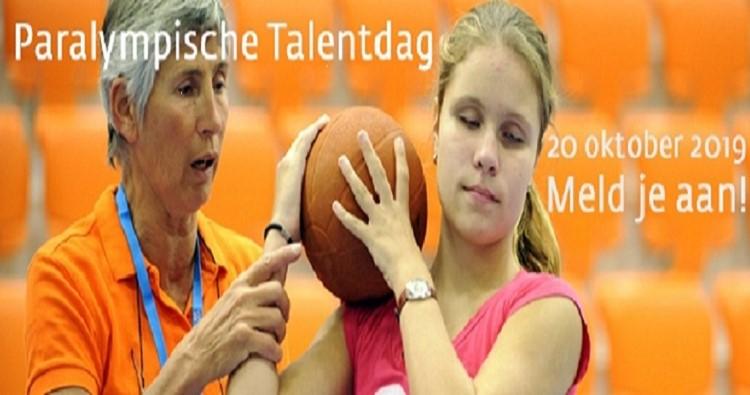 NOC*NSF Paralympische Talentdag afbeelding nieuwsbericht