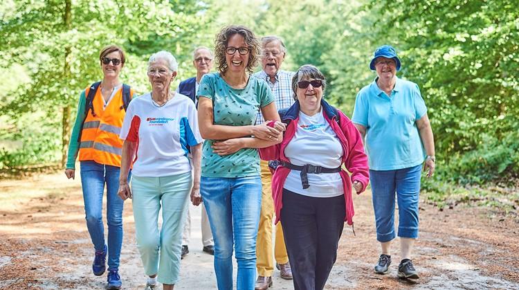 Wandeltrainers en vrijwilligers gezocht voor de Wandel Challenge! afbeelding nieuwsbericht
