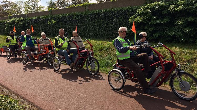 Duofietsen in Deurne! afbeelding nieuwsbericht