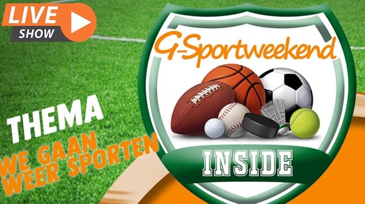 Laatste G-Sportweekend inside afbeelding nieuwsbericht