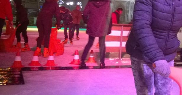 Schaatsavond voor aangepast sporten te Bergen op Zoom afbeelding nieuwsbericht
