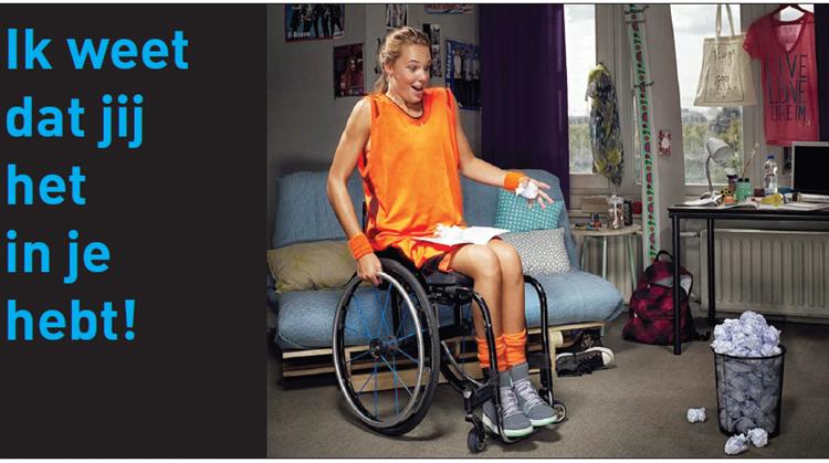 Paralympische Talentherkenningsavond afbeelding nieuwsbericht