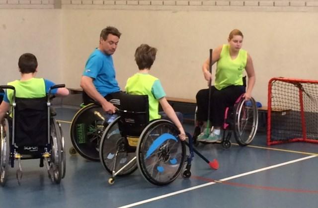 Koprol helpt kinderen met een beperking met sport! afbeelding nieuwsbericht