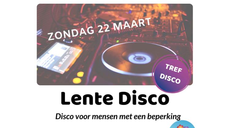 22 maart lente disco in de BukBuk!! afbeelding nieuwsbericht