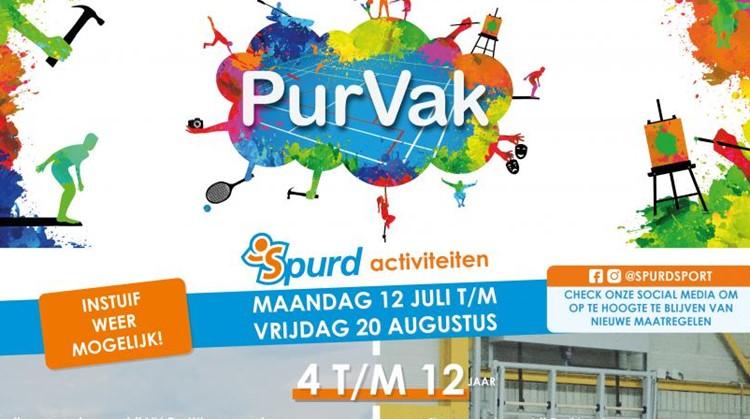 6 zomerweken lang Inclusief Sporten in Purmerend: Purvak in de ZomerVakantie afbeelding nieuwsbericht