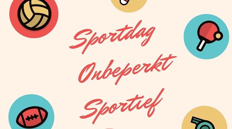 Sportdag Onbeperkt Sportief afbeelding nieuwsbericht