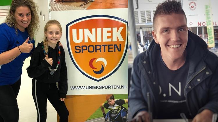 Uniek Sporten Lekstroom stelt zich voor: Macy en Christijan afbeelding nieuwsbericht