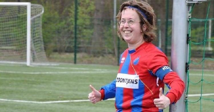 Vrouw en ook voetbalgek? Kom trainen bij het dames G-team in Tilburg! afbeelding nieuwsbericht