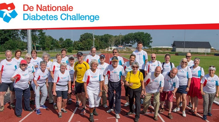 Eerste Informatiebijeenkomsten over deelname Nationale Diabetes Challeng 2019 in regio Midden Brabant succesvol! afbeelding nieuwsbericht