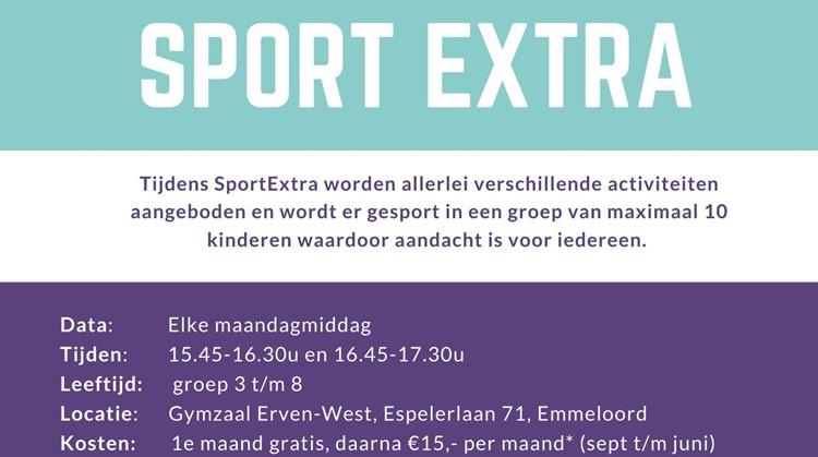 Sport Extra  afbeelding nieuwsbericht