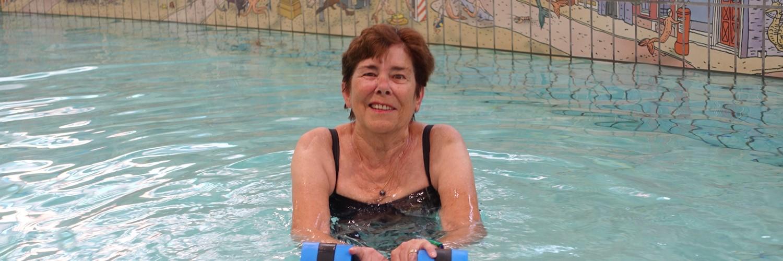 Leonie, aquajogger