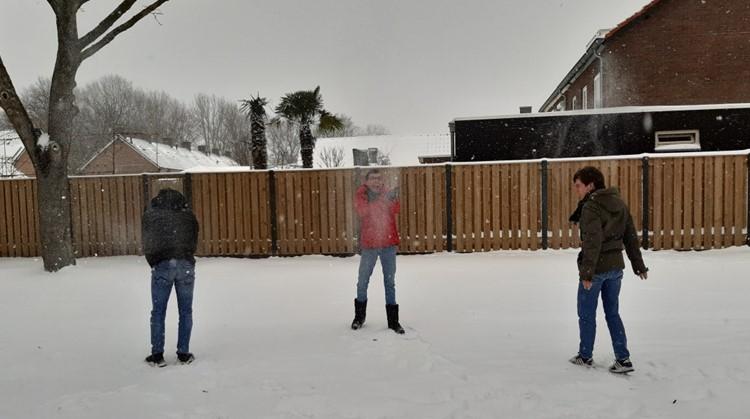 Wandeling door de sneeuw met Laarbeek Actief! afbeelding nieuwsbericht