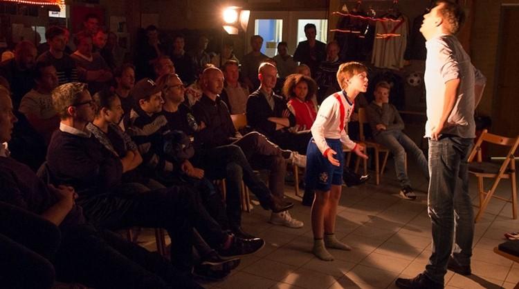 Theatervoorstelling in kader van Sport Plezier Tilburg afbeelding nieuwsbericht