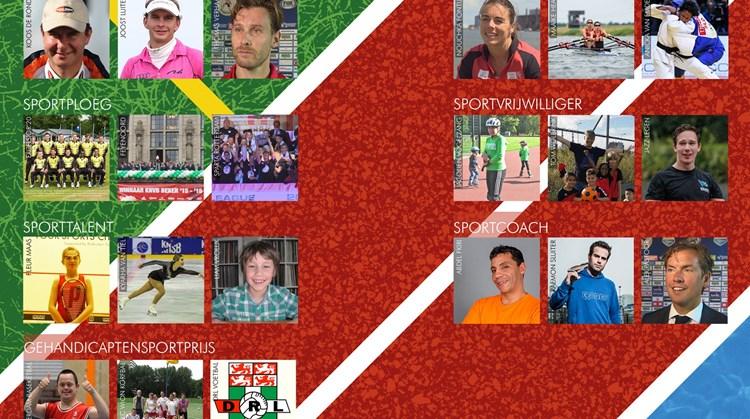 Genomineerden Sport Awards Rotterdam-Rijnmond 2016 bekend afbeelding nieuwsbericht
