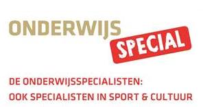 Onderwijsspecial: 'De Onderwijsspecialisten; óók specialisten in sport & cultuur' afbeelding nieuwsbericht