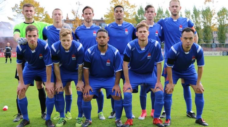 28 Augustus clinic door het Nederlands doven elftal afbeelding nieuwsbericht