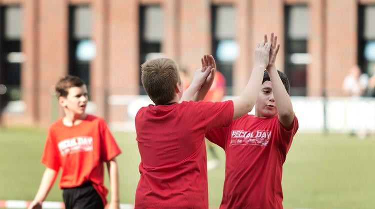 Maar liefst 35 sportadviezen voor leerlingen van de Martinus van Beekschool afbeelding nieuwsbericht