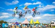 Afbeelding Volop aandacht voor sporters met een beperking tijdens de BMX Supercross
