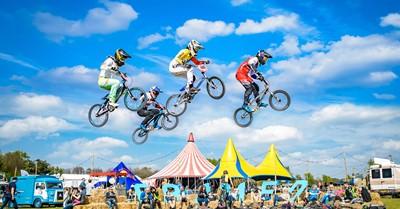 Volop aandacht voor sporters met een beperking tijdens de BMX Supercross afbeelding nieuwsbericht