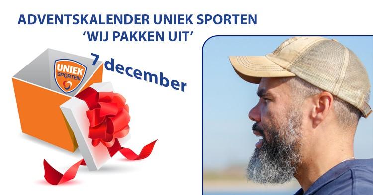 Adventskalender - Uniek Sporten pakt uit! Vandaag, maandag 7 december december: Brock en zijn persoonlijke drive voor Rowing Without Limits afbeelding nieuwsbericht