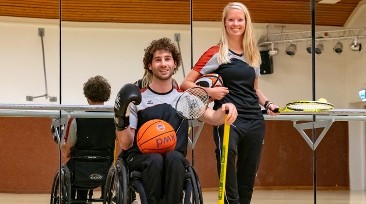 Uniek Sporten Lekstroom stelt zich voor: Robin en Julia afbeelding nieuwsbericht