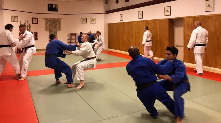 Vandaag volle bak bij de Nationale VI judo training! afbeelding nieuwsbericht