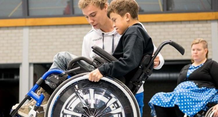 Cursus: Sporten met een rolstoel in de regio Midden Brabant afbeelding nieuwsbericht