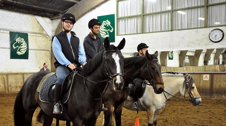 Ook paardrijden met een beperking is mogelijk! afbeelding nieuwsbericht