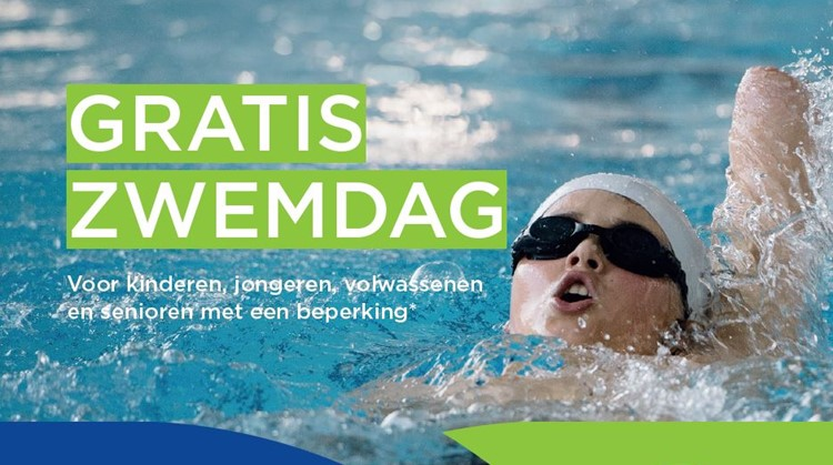 Kom gratis zwemmen in Mijdrecht!  afbeelding nieuwsbericht