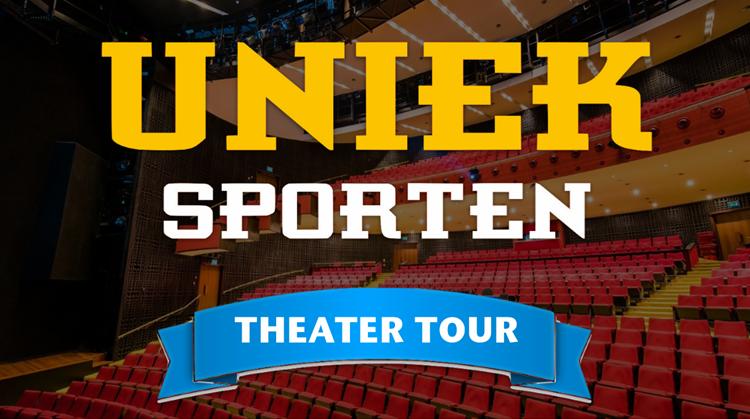 Uniek Sporten Theater tour rondom het WK zitvolleybal afbeelding nieuwsbericht