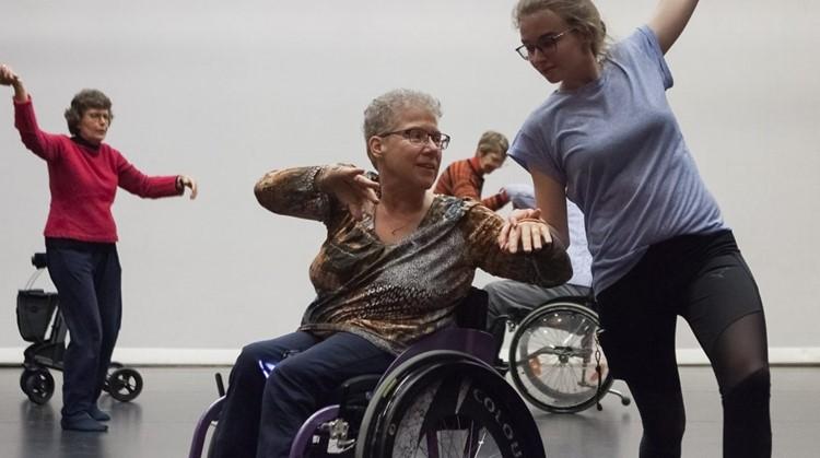 Dansant Bewegen: Kom en doe mee! afbeelding nieuwsbericht