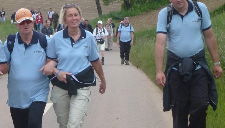 Wil jij oefenen voor de wandeldriedaagse van de Special Olympics? afbeelding nieuwsbericht