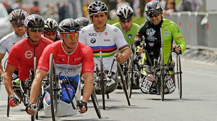 Open training para-cycling afbeelding agendaitem
