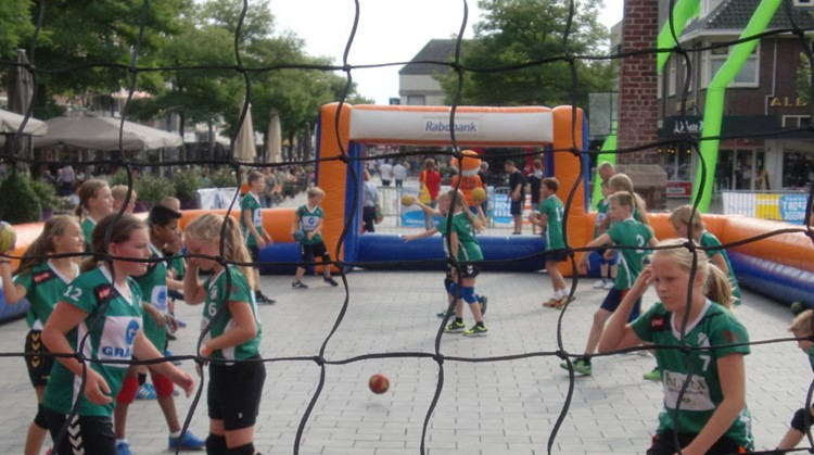 Sport- en cultuurdag in Waalwijk tijdens Nationale Sportweek afbeelding nieuwsbericht