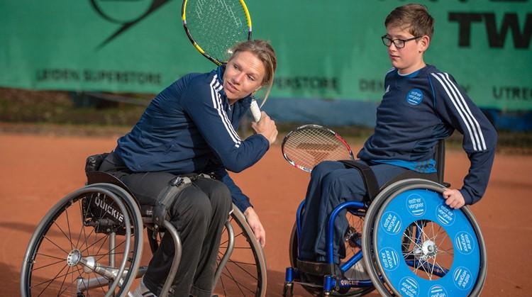 Ga 'gewoon' lekker tennissen! afbeelding nieuwsbericht