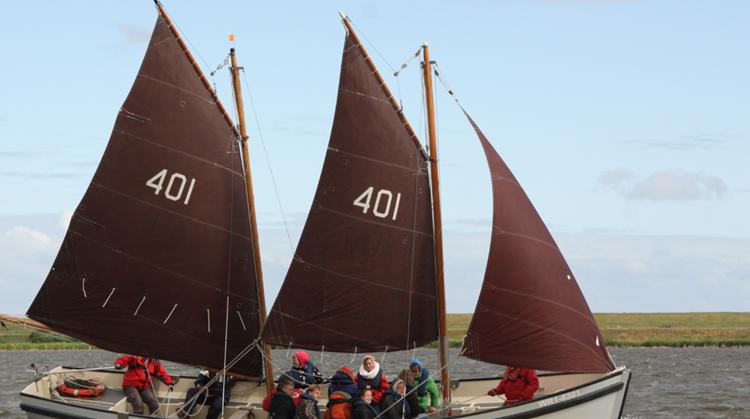 Zeilen op het Amstelmeer afbeelding nieuwsbericht