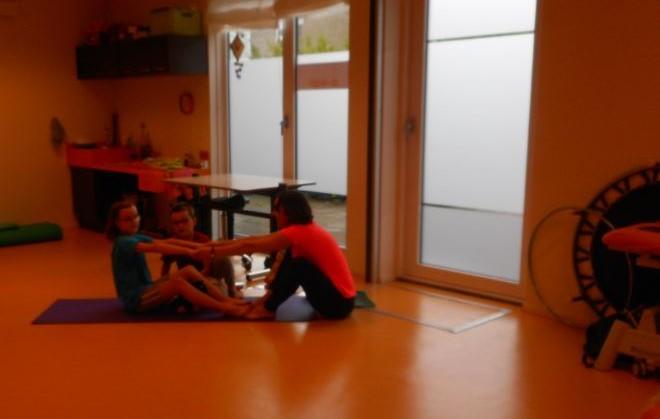 Nieuwe activiteit: Ouder/Kindyoga afbeelding nieuwsbericht