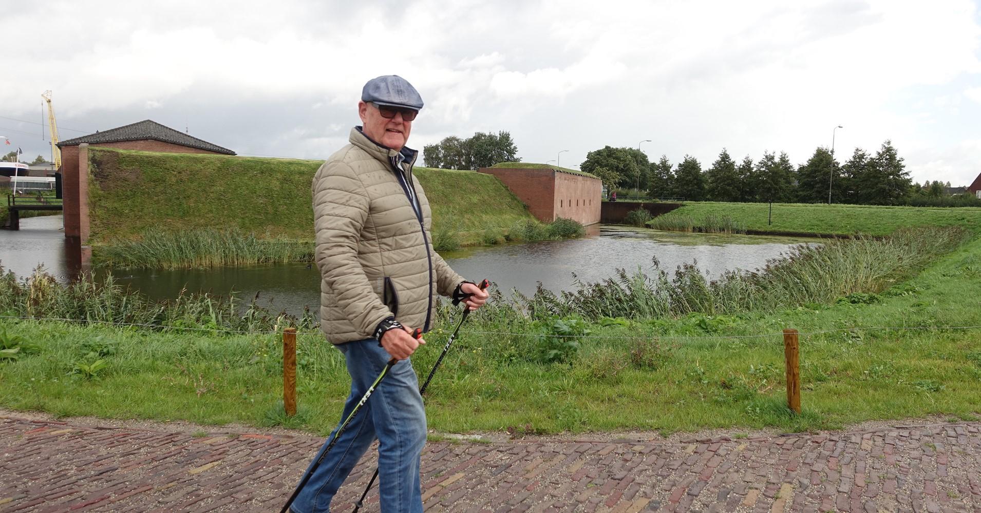 Jan Heurter, wandelaar