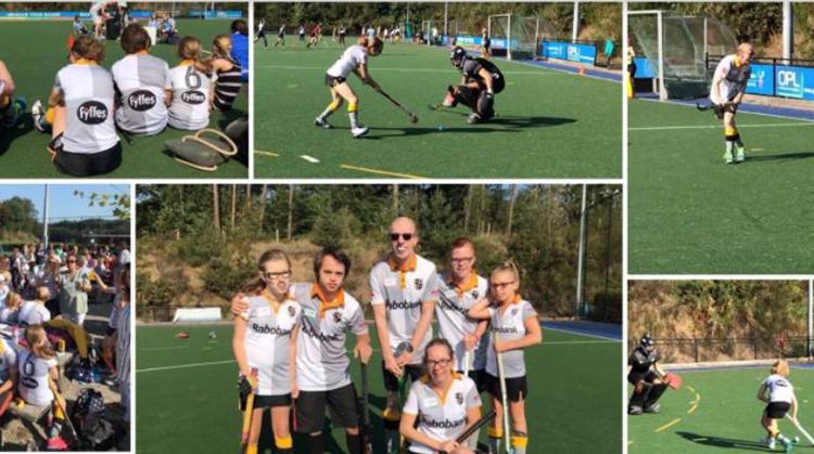G-team HC Schiedam ongeslagen op eerste veldtoernooi afbeelding nieuwsbericht