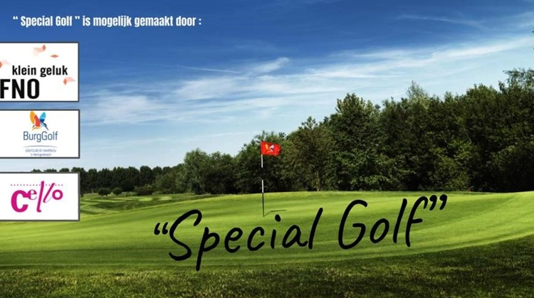 Start G-Golf in 's-Hertogenbosch! afbeelding nieuwsbericht