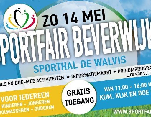 Sportfair Beverwijk afbeelding nieuwsbericht